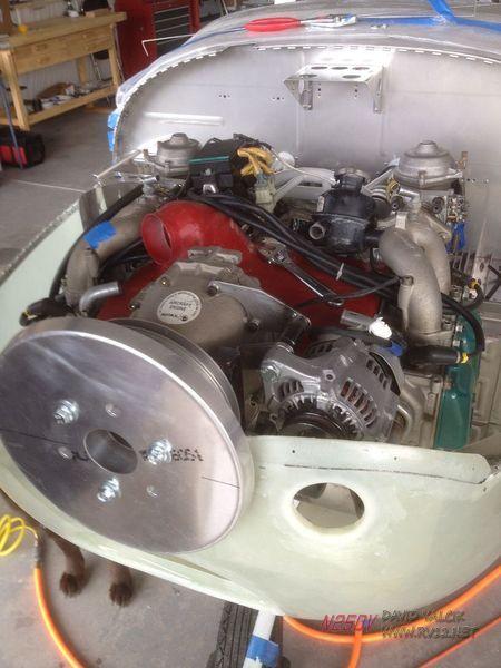 Rotax 912 External Alternator - Sport Pilot Talk